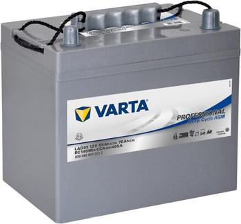 Varta Professional Deep Cycle AGM LAD 85