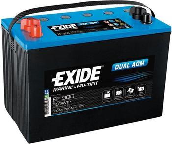 Exide 12V 100Ah EP 900
