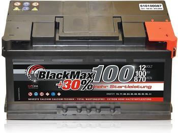 BlackMax 12V 100Ah