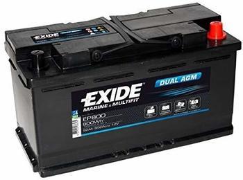 Exide 12V 70Ah EP800