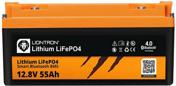 Liontron Lithium LiFePO4 LX Smart BMS 12,8V 55Ah (LI-SMART-LX-12-55)