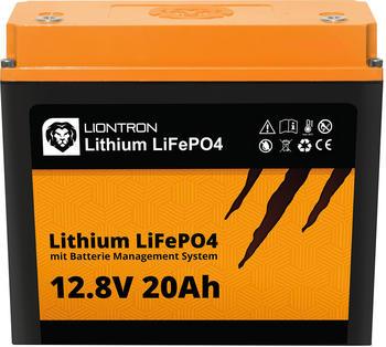 Liontron Lithium LiFePO4 LX 12,8V 20Ah (LI-LX-12-20)