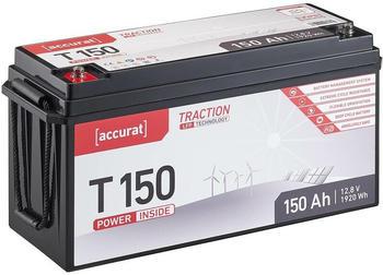 Accurat Traction LFP T150 (12V 150Ah) TN3666
