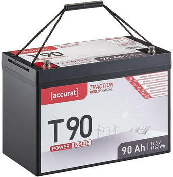 Accurat Traction LFP T90 (12V 90Ah) TN3664