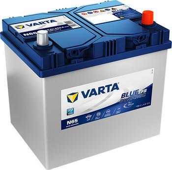 Varta Blue Dynamic EFB 12V 65AH N65