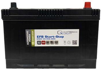Q-Batteries EFB95 12V 95Ah
