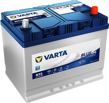 Varta Blue Dynamic EFB 12V 72Ah N72