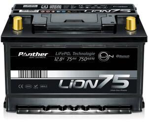 Panther Batterien Panther LiON75 12.8V 75Ah