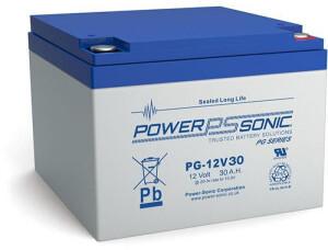 Powersonic PG-12V30 12V 30Ah