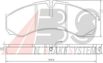 ABS All Brake Systems 37299