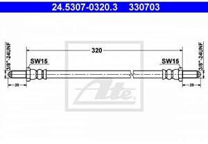 ate-245307-03203-bremsschlauch