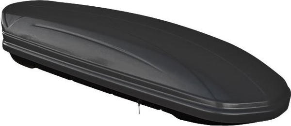 VDP Dachbox MAA460 mattschwarz
