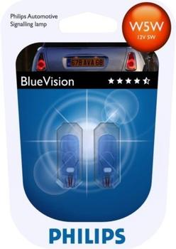 Philips BlueVision 12V W5W