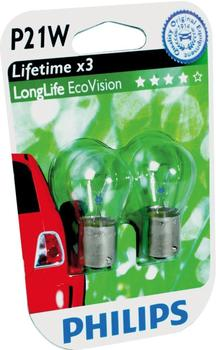 Philips LongLife EcoVision P21W