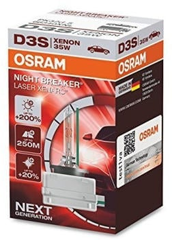 Osram Xenarc Night Breaker Laser D3S (66340XNL-FS)