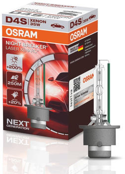 Osram Night Breaker Laser D4S (66440XNL)