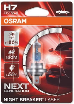 Osram Night Breaker Laser H7 next Gen (64210NL-01B)