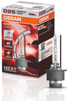 Osram Xenarc Night Breaker Laser D2S Next Gen (66240XNL)