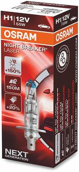 Osram Night Breaker Laser H1 Next gen (64150NL)