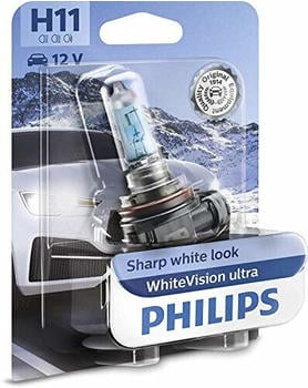 Philips WhiteVision H11 55W (12362WVUB1)
