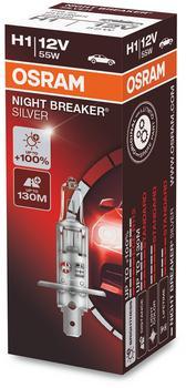 Osram Night Breaker Silver H1 (64150NBS-FS)