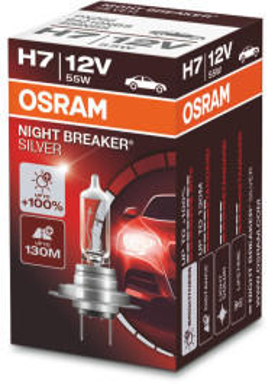 Osram Night Breaker Silver H7 (64210NBS-FS)