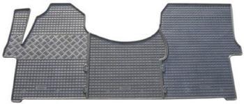 Zentimex Gummifußmatten für VW (3tlg)