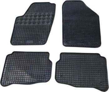 Zentimex Gummifußmatten für Skoda (4tlg)