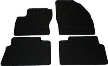 Zentimex Gummifußmatten für Ford (4tlg)