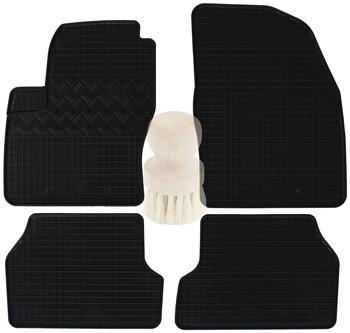 Zentimex Gummifußmatten für Ford (2tlg)