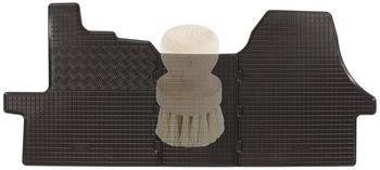 Zentimex Gummifußmatten für Fiat (3tlg)