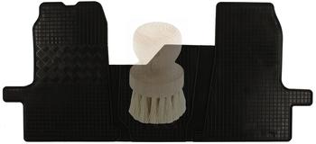 Zentimex Gummifußmatten für Ford (3tlg)