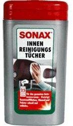 Sonax InnenReinigungsTücher (25 Stück)