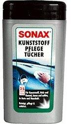 Sonax Kunststoffpflegetücher glänzend (25 Stück)