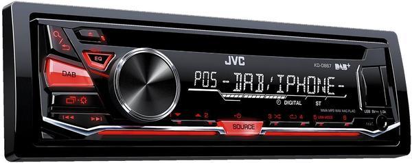 JVC KD-DB67