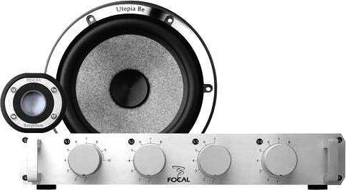 Focal Utopia Be Kit No6/No6 Active