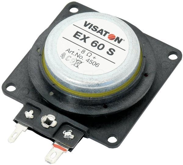 VISATON Elektrodynamischer Exciter 4 ? 25 W