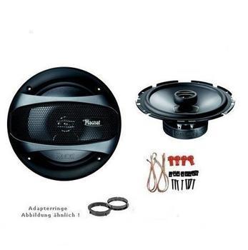 Magnat Fiat Stilo, Lautsprecher Boxen vorne