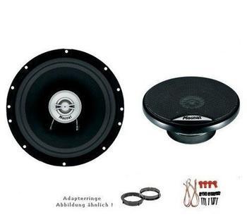 Mac Audio Ford Fiesta, Lautsprecher Boxen vorne