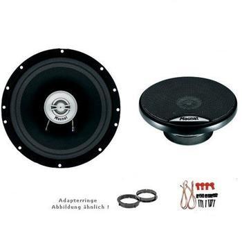 mac Audio Kia Picanto ab 2012, Lautsprecher Boxen vorne, Mac Audio Edition