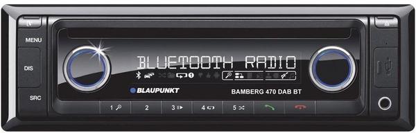 Blaupunkt Bamberg 470 DAB BT