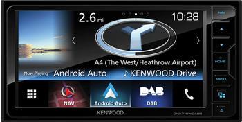 Kenwood DNX716WDABS (breiter Einbaurahmen)