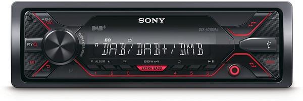 Sony DSX-A310KIT Autoradio Anschluss für Lenkradfernbedienung