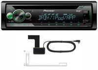 PIONEER DEH-S410DABAN Auto Media-Receiver Schwarz 200 W