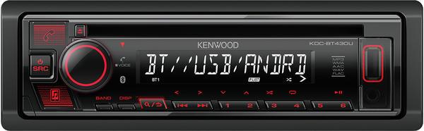Kenwood KDC-BT430U