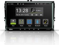 Radical R-C10VW1 Android Moniceiver für VW Golf 5 | 2DIN