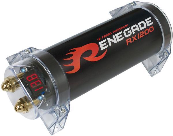 Renegade RX 1200 Power Capacitor