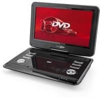 Caliber Audio Technology MPD 112 Tragbarer DVD-Player 11.6 Zoll inkl. 12V Kfz-Anschlusskabel,