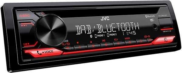 JVC KD-DB622BT