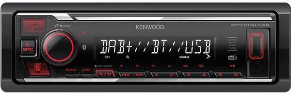 Kenwood KMM-BT407